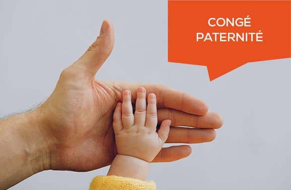 congé paternité 2021